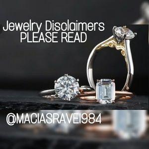 Jewelry - Please read 🤔